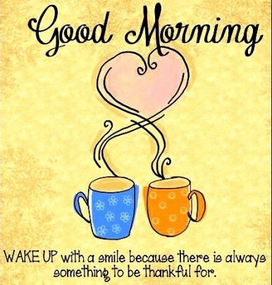 Good morning coffee images and quotes