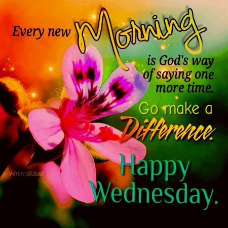 good morning wednesday images
